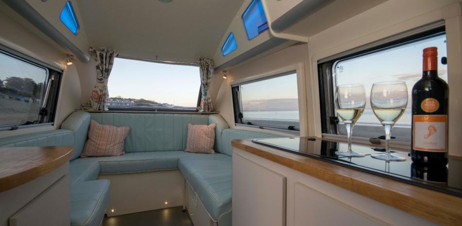 Barefoot Caravans, Bespoke Caravans - As Seen On Channel 4