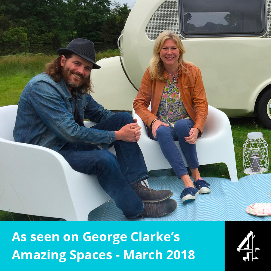 Barefoot Caravans, Bespoke Caravans - As Seen On Channel 4